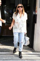 Melanie Blatt - Out in London 07/27/2018