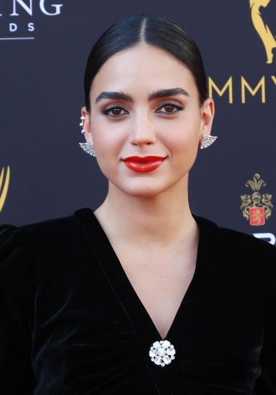 Melissa Barrera – 2018 Los Angeles Area Emmy Awards