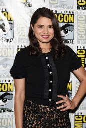 "Melonie Diaz – ""Charmed"" TV Show Photocall at Comic-Con San Diego"