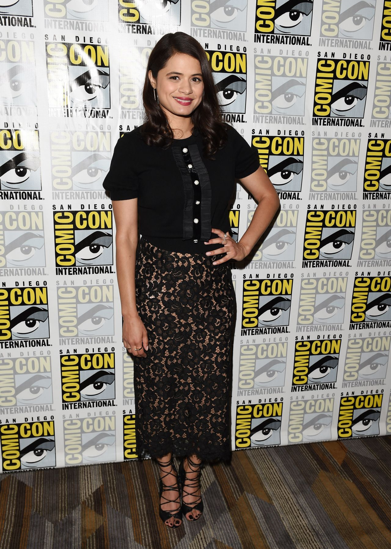 "Melonie Diaz – ""Charmed"" TV Show Photocall at Comic-Con San"
