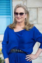"""Meryl Streep – """"Mamma Mia: Here We Go Again"""" Premiere in London"""
