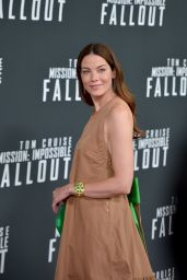 "Michelle Monaghan - ""Mission: Impossible: Fallout"" Premiere in Washington DC"
