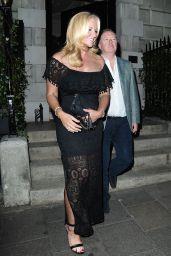 Michelle Mone - Out With Her Billionaire Boyfriend in London 07/06/2018