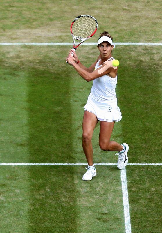 Mihaela Buzarnescu – Wimbledon Tennis Championships 07/06/2018