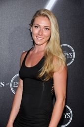 Mikaela Shiffrin – Heroes at the ESPYS at City Market in LA 07/17/2018