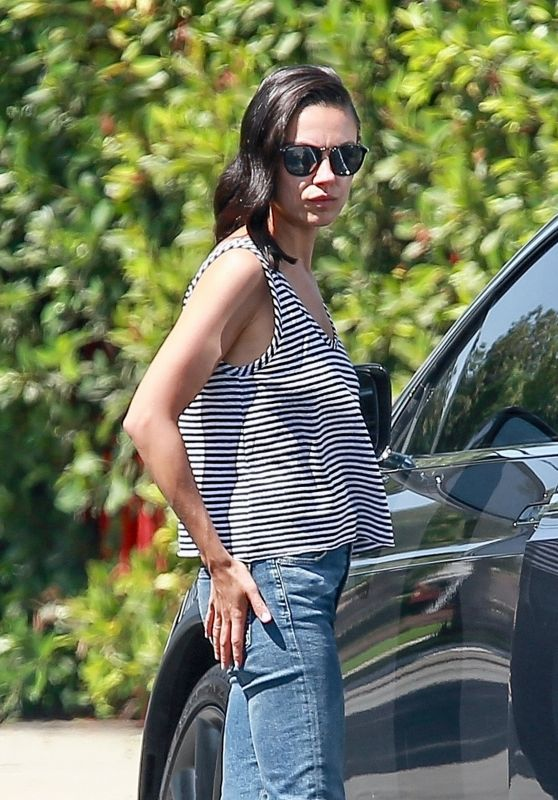 Mila Kunis - Out in Los Angeles 07/26/2018