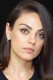 "Mila Kunis - ""The Spy Who Dumped Me"" Press Conference Portraits in New York City"
