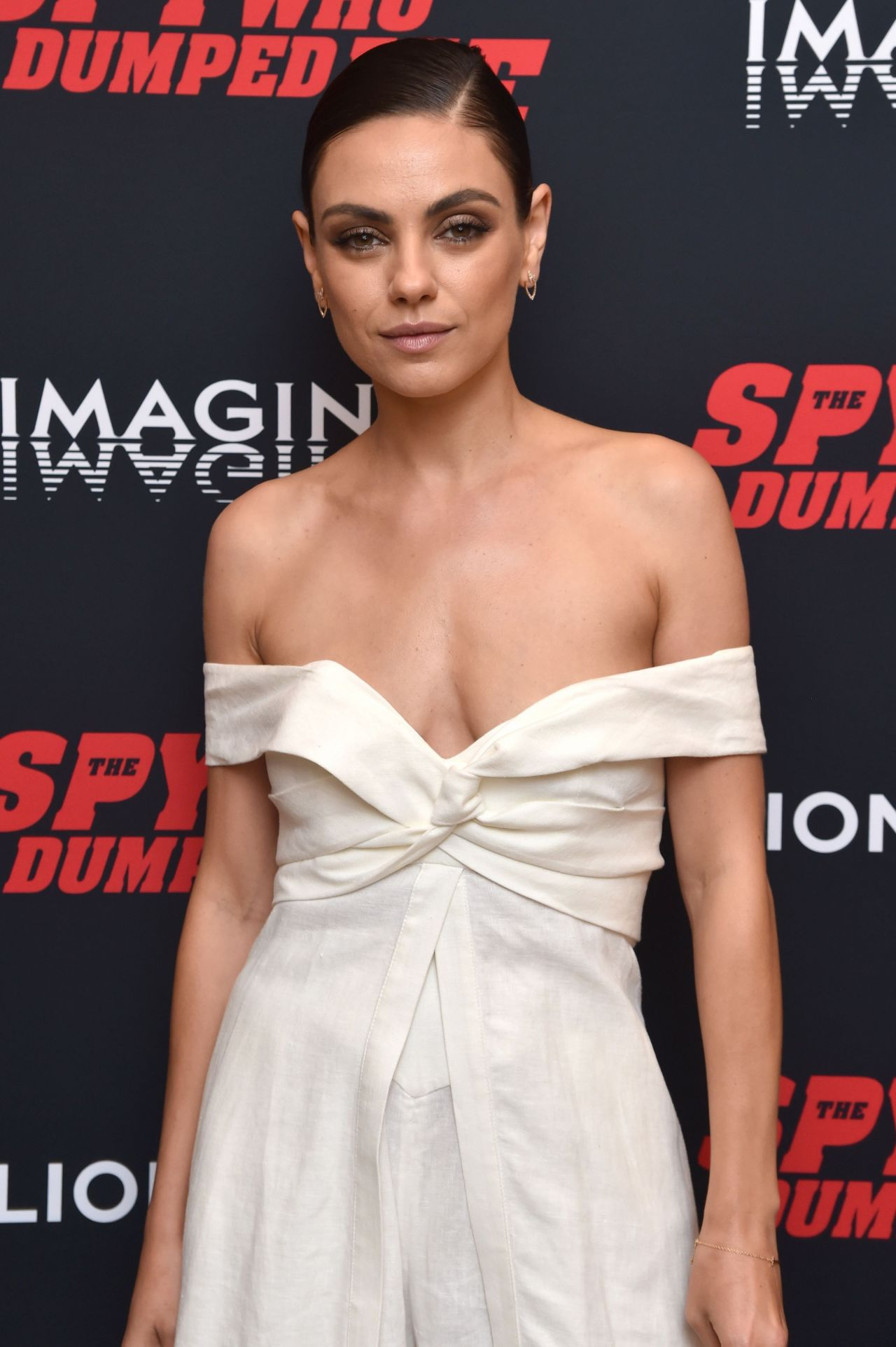 "Mila Kunis - ""The Spy Who Dumped Me"" Screening in New York Mila Kunis"