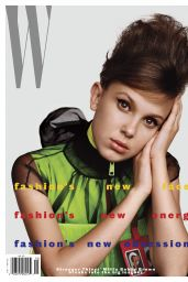 Millie Bobby Brown - Photoshoot for W Magazine July 2018