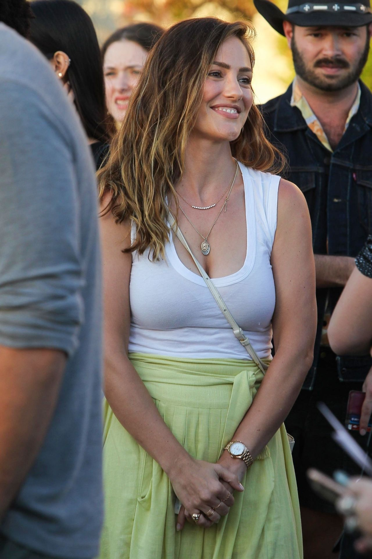 Watch Minka Kelly video