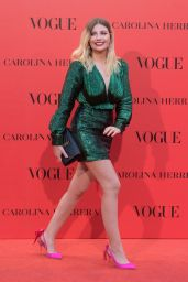 Miriam Giovanelli – VOGUE Spain 30th Anniversary Party in Madrid