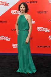 "Mirjam Novak – ""The Spy Who Dumped Me"" Premiere in LA"