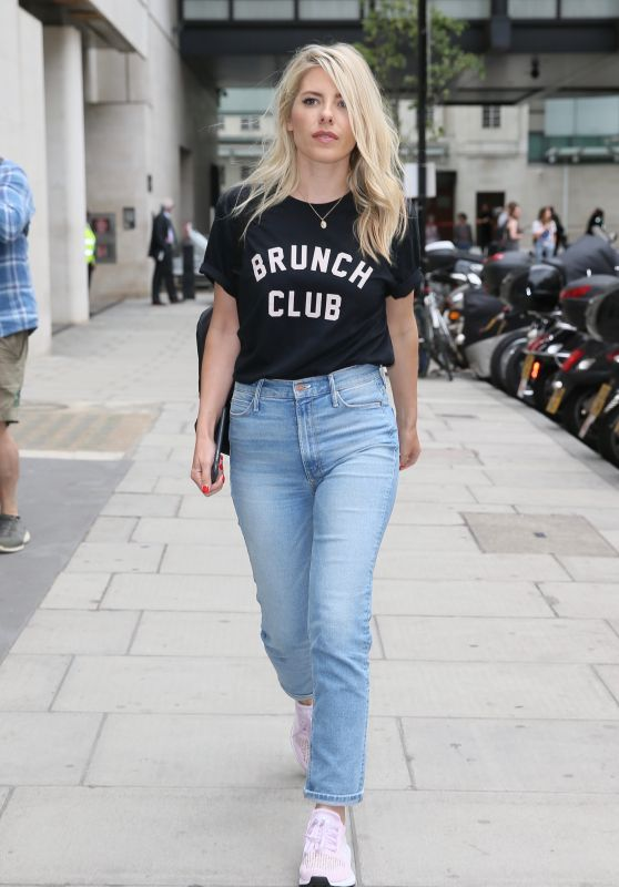 Mollie King - Leaving BBC Radio One in London