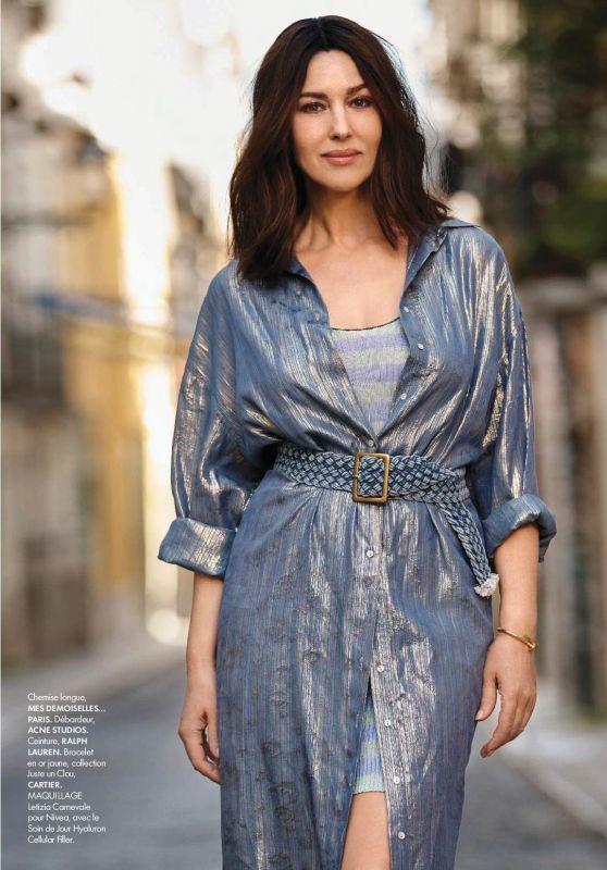 Monica Bellucci - ELLE Magazine France, July 2018