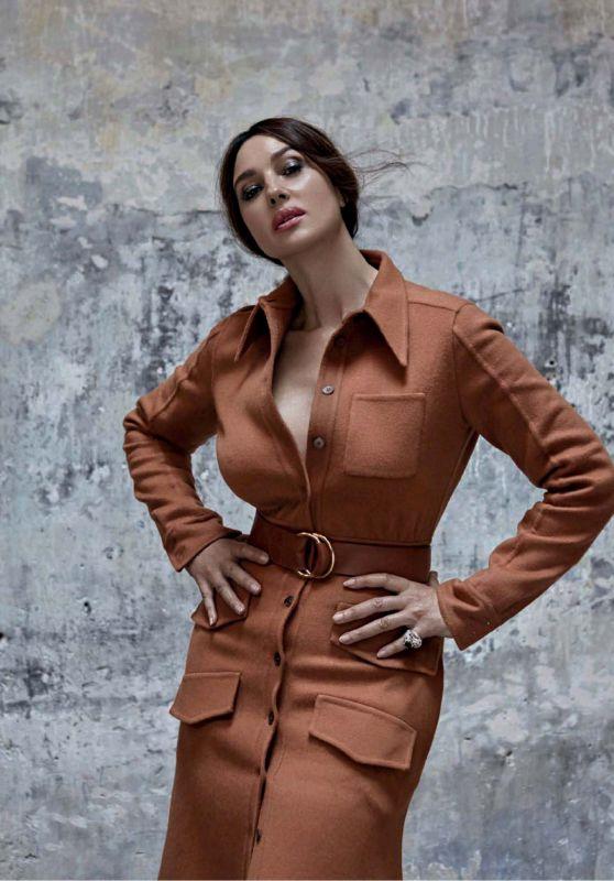 Monica Bellucci - Esquire Spain August 2018 Issue