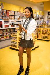 Naomie Harris - Launches the New LEGO Creator Expert James Bond Aston Martin DB5 in London