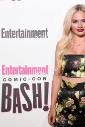 Natalie Alyn Lind – EW's Comic-Con Bash in San Diego 07/21/2018