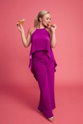 Natalie Alyn Lind - Photoshoot Powered by Pizza Hut at 2018 San Diego Comic Con