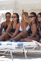 Natasha Oakley and Friends in Miami Beach, July 2018