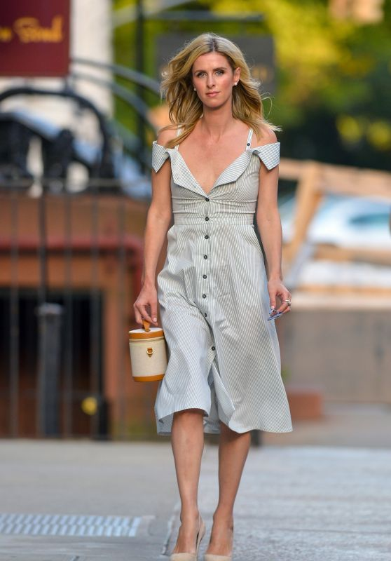 Nicky Hilton in Casual Outfit - New York City 07/13/2018