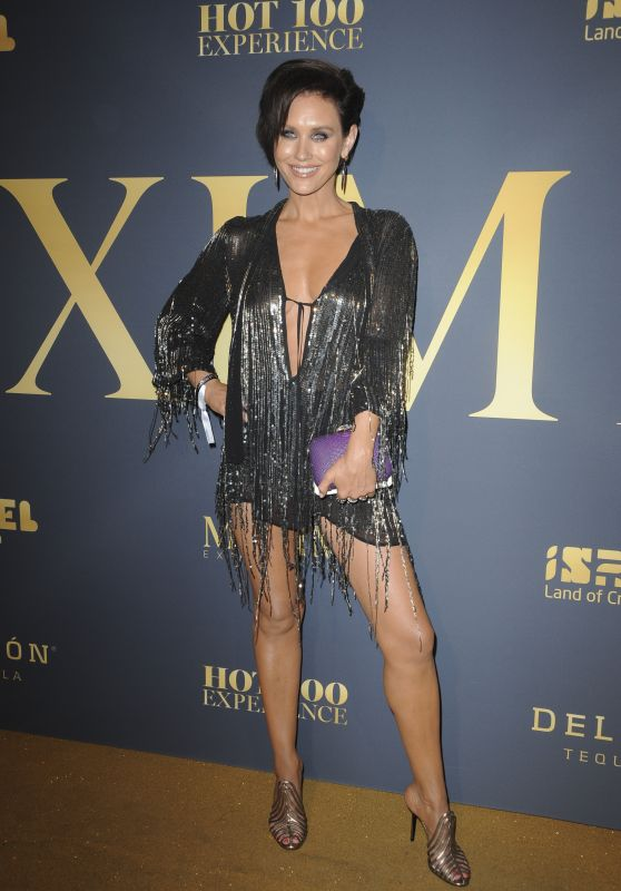 Nicky Whelan – Maxim Hot 100 Experiences Party 2018