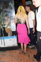 Nicola McLean at Love Island Party in London 07/30/2018
