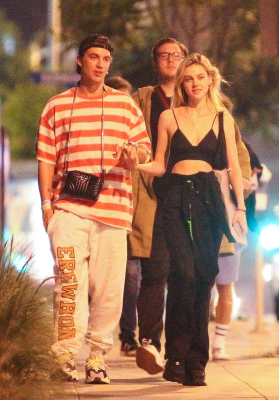 Nicola Peltz - Night Out West Hollywood 07/01/2018