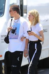 Nicola Peltz - Out in Los Angeles 07/22/2018