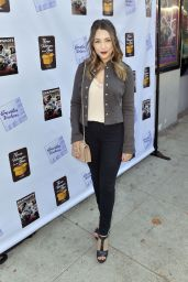"Nicola Posener – ""Snapshots"" Premiere in Beverly Hills"