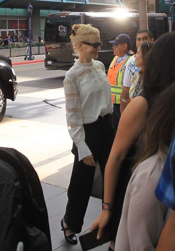 Nicole Kidman at Comic Con in San Diego 07/21/2018