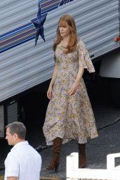 "Nicole Kidman - ""Big Little Lies"" Set in Los Angeles 07/28/2018"