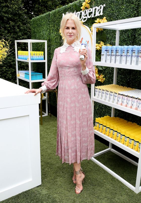 Nicole Kidman - Photoshoot for Neutrogena July 2018
