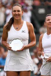 Nicole Melichar and Kveta Peschke - Ladies