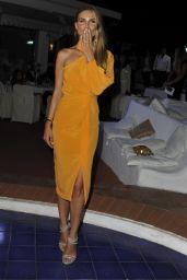 Nina Senicar – Ischia Global Festival Andrea Boccelli Humanitarian Awards Gala Dinner