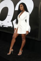 """Normani – """"The Equalizer 2"""" Premiere in Los Angeles"""