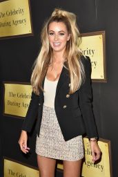 """Olivia Attwood - """"Celebs Go Dating"""" TV Show Photocall in London"""
