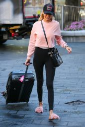 Olivia Attwood - Out in London 07/31/2018