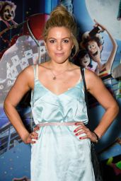 "Olivia Cox – ""Hotel Transylvania 3"" Gala Screening in London"