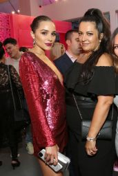 Olivia Culpo - Beautyblender BOUNCE Liquid Whip Foundation Launch in NYC