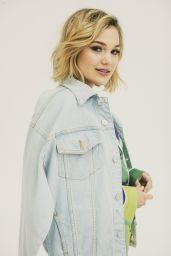 Olivia Holt - Photoshoot for Popular TV 2018