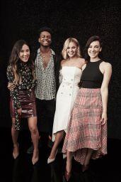 Olivia Holt - Portraits at SDCC 2018