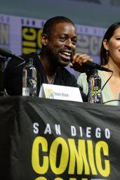 Olivia Munn - Comic-Con in San Diego - Day 1 07/19/2018