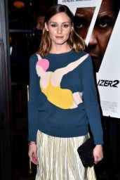 """Olivia Palermo – """"The Equalizer 2"""" Premiere in Los Angeles"""