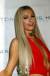 Paris Hilton - Cosmoprof North America in Las Vegas 07/29/2018