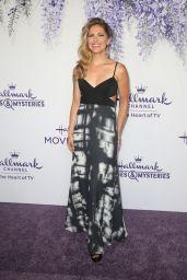 Pascale Hutton – Hallmark Channel Summer TCA 2018 in Beverly Hills