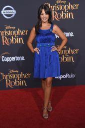 "Paula Garces – ""Christopher Robin"" Premiere in LA"