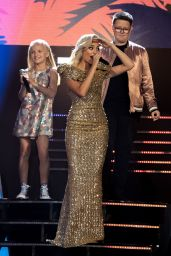 "Pixie Lott - ""The Voice Kids"" TV Show, S2E8 07/21/2018"
