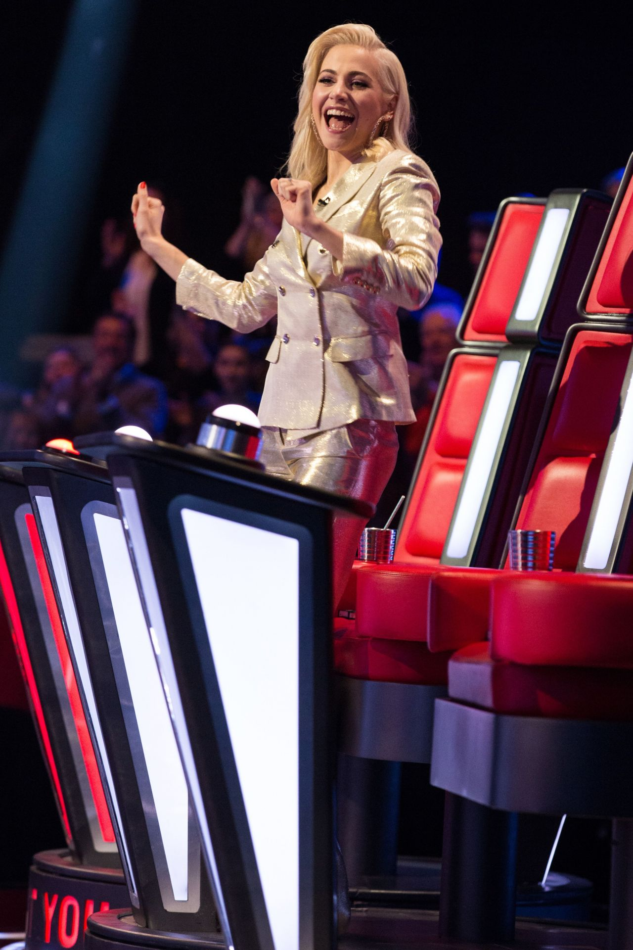 """The Voice Within The Cards: """"The Voice Kids"""" TV Show, Series 2, Episode 1"""