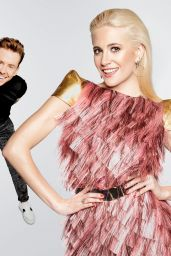 "Pixie Lott – ""The Voice Kids"" TV Show, Series 2 Photoshoot"
