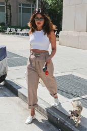 Priyanka Chopra - Leaving Her Home in NYC 07/14/2018